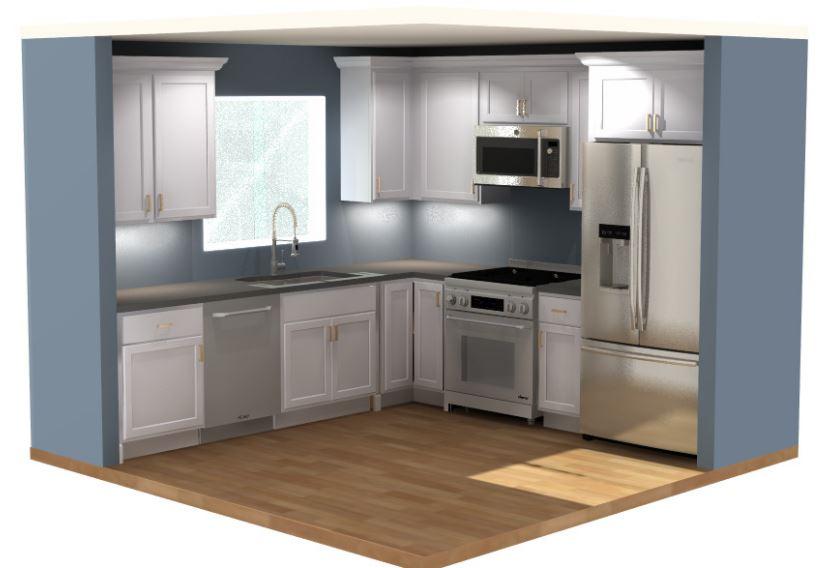 Economical Kitchen Plan Bayshore Home Solutions