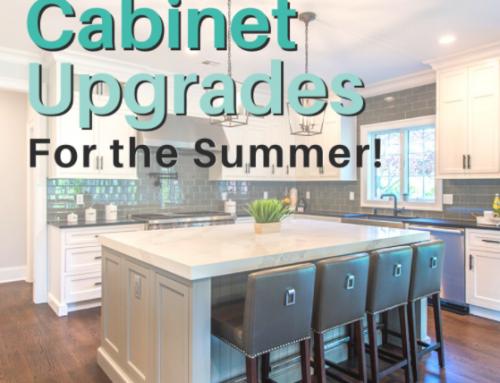 Summer Cabinet Upgrades! ☀️